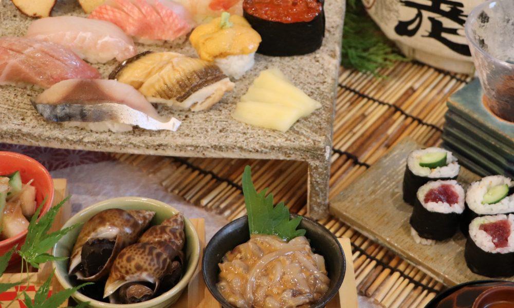 プチ忘年会【時短限定】寿司プラン|大吟醸5980⇒4980|90分飲み放題|